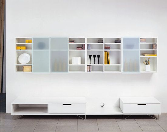 Side boards | Storage-Shelving | Box Unit | Ideal Form Team. Check it out on Architonic
