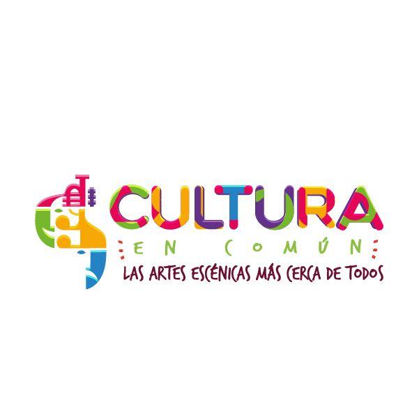 Logo / Cultura en Común. Diseño: Daniel Roa. Bogotá, 2014.