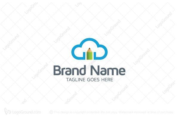 Logo for sale: Creative Cloud Logo