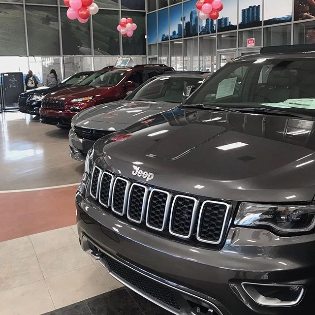 We are happy to welcome @eastchesterchryslerjeepdodge on #OKTIUM. Enjoy the best online experience in the showroom with great support from store specialist.  #EastechestrCJD #Cars #CarShopping #Face2YourHappiness