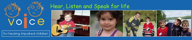 Support for parents of children with Cochlear Implants.