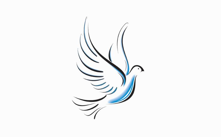 Peace And Serenity Tattoos | Meaning Dove Tattoos Represent Peace Love And Strength | tumbnart.com