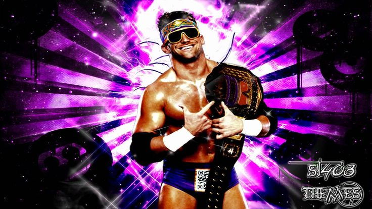 "Zack Ryder 5th WWE Theme Song ""Radio"" (V2) (With Quote) [High Quality+Do..."