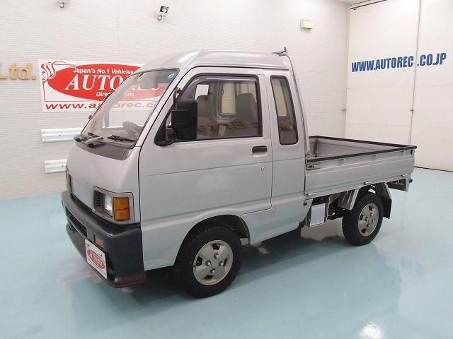 Japanese Used Cars for Sale DAIHATSU HIJET (S83P-014345) | AUTOREC