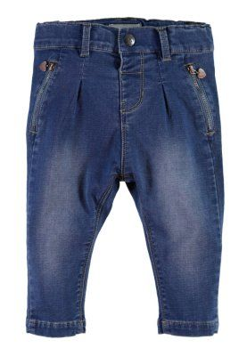 NITSOL - Jeans Relaxed Fit - dark blue denim
