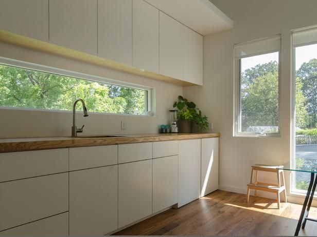 The Future of Homebuilding: Style With Sustainability : A loft dormer, high ceilings, skylights and a lot of strategically placed windows bring a lot of natural light into the home, which also helps keep utility costs low. From DIYnetwork.com