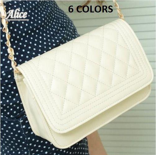 Women Messenger Bag Wind One Shoulder Han Fashion Female Bags Clutches BSWB040 #Unbranded #MessengerCrossBody