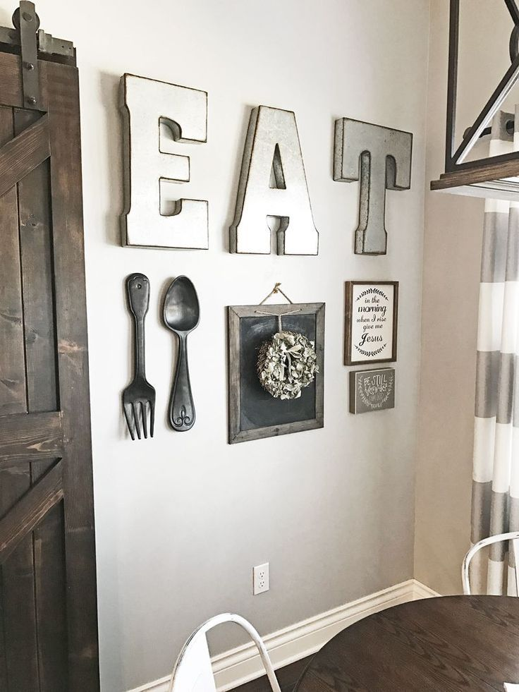 Kuche Wanddekoration Ideen Ideen Pinterest