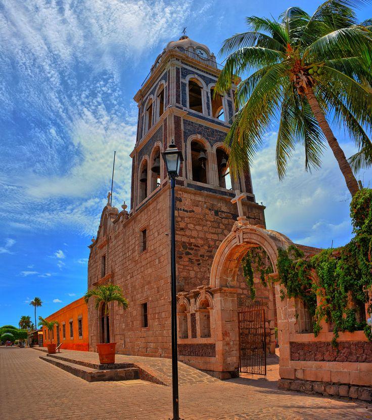 Misión de Nuestra Señora de Loreto, Baja California Sur, Mexico