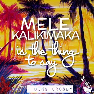 I can't stop dreamin' of that tropical Christmas vacation...   #UpbeatVariety #Paintingwithatwist #BingCrosby #Christmas #Quotes  Upbeat Variety Music Quotes  #Inspiration #Motivation #Inspire #Motivate #Feel #Good #Happy #Uplifted #Quotes #Sing #Song #Pop #Rap #country #Rock #Motown #Oldies #Lyrics #Painting #Art #Artwork #Typography #Fonts