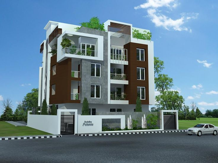 Redifice Petunia - Apartment in Langford Road, Bangalore by Redifice Developers