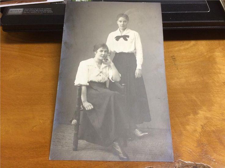 flickor 1918