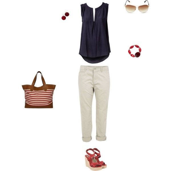 summer picnic outfit