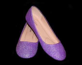 Wedding Shoes Light Purple Flats Flat Bridal Lavender