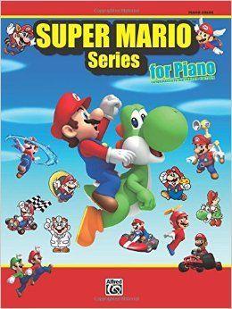 Super Mario Series for Piano: Intermediate/AdvancedPiano Solos: Koji Kondo, Shiho Fujii, Asuka Ohta, Soyo Oka, Kenta Nagata: 9780739082959: Amazon.com: Books