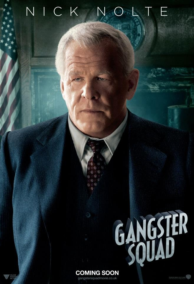 NICK NOLTE in GANGSTER SQUAD, coming to theaters January 24!