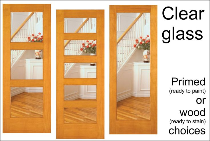 Awesome Interior Doors With Glass For Your Home Office, Pantry, Clear Glass With  Etched Design, Or Barn Doors With Decorative Glass Clear Or Textured Custom  Order ...