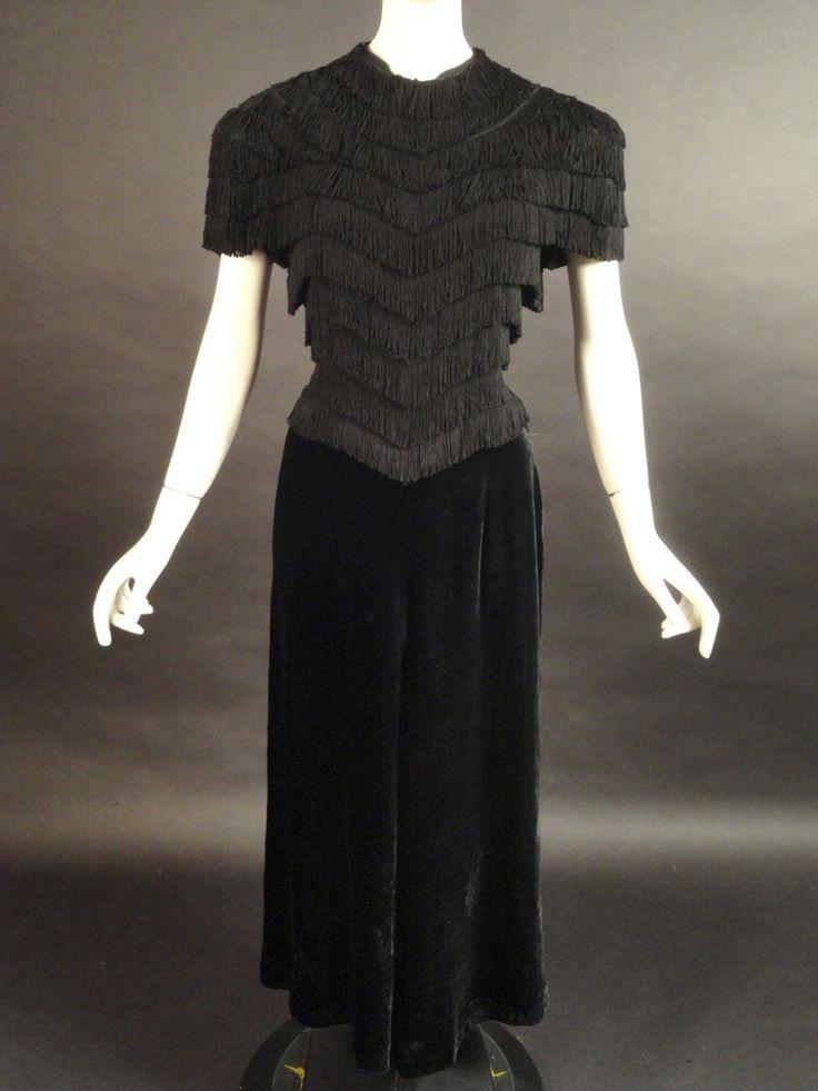 72 best 1940's Dresses images on Pinterest | Vintage ...