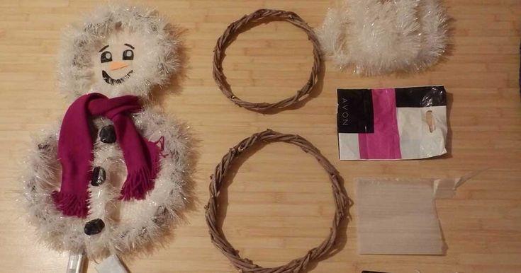 Egy el nem olvadó hóember elkészítésében kalauzol el minket ezen a hétenKovács Friderika, a Kreatív hobbik csoport egyik tagja.