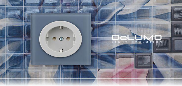 Электрические розетки - Сенсорные выключатели света