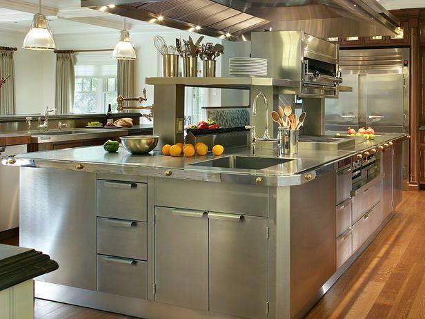 Restaurant Kitchen Builders best 25+ steel kitchen cabinets ideas on pinterest   stainless
