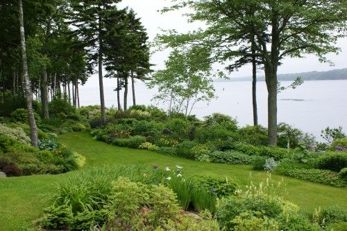 Lake House Backyard Ideas :  Design, Traditional Landscape, Gardens Design, Front Yard Landscape