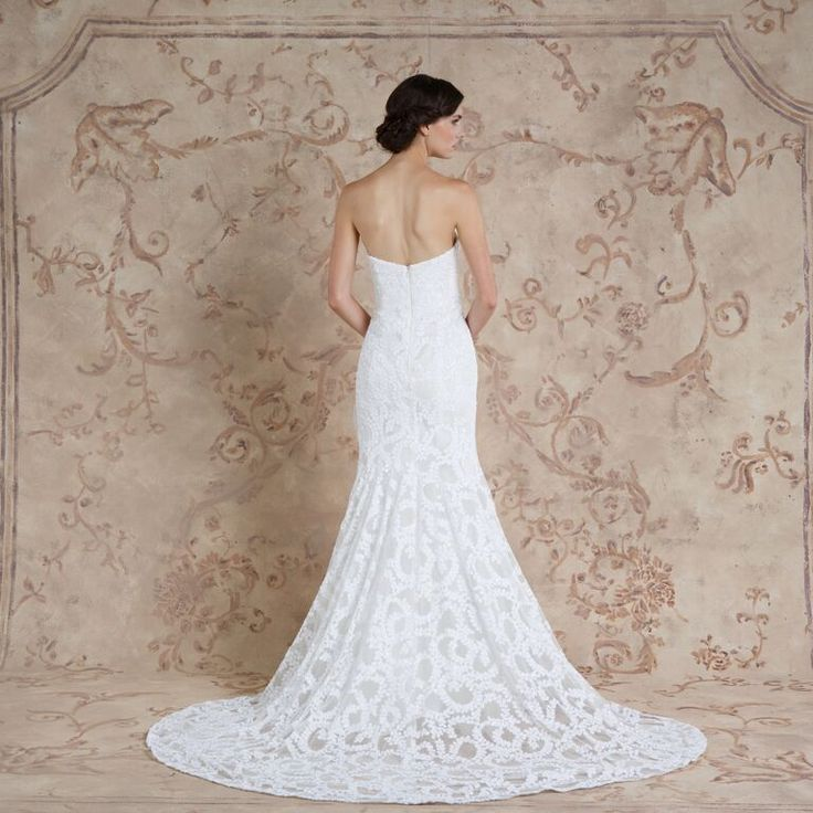 Zarin #weddingdress from Sareh Nouri Fall 2016 Bridal Collection | itakeyou.co.uk: