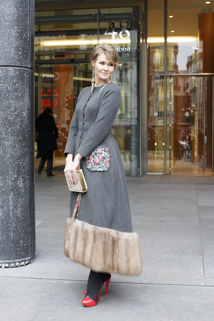 Couture Fashion Week Paris 2014 – Street Style Photos (Vogue.com UK)