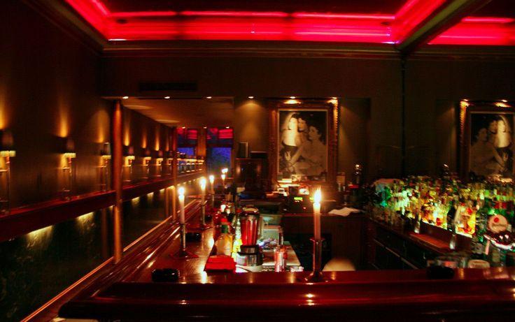 Rosebud cocktail bar, Cologne