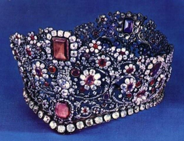 Corona dei gioielli della corona bavarese