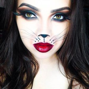 cat-woman-halloween-makeup