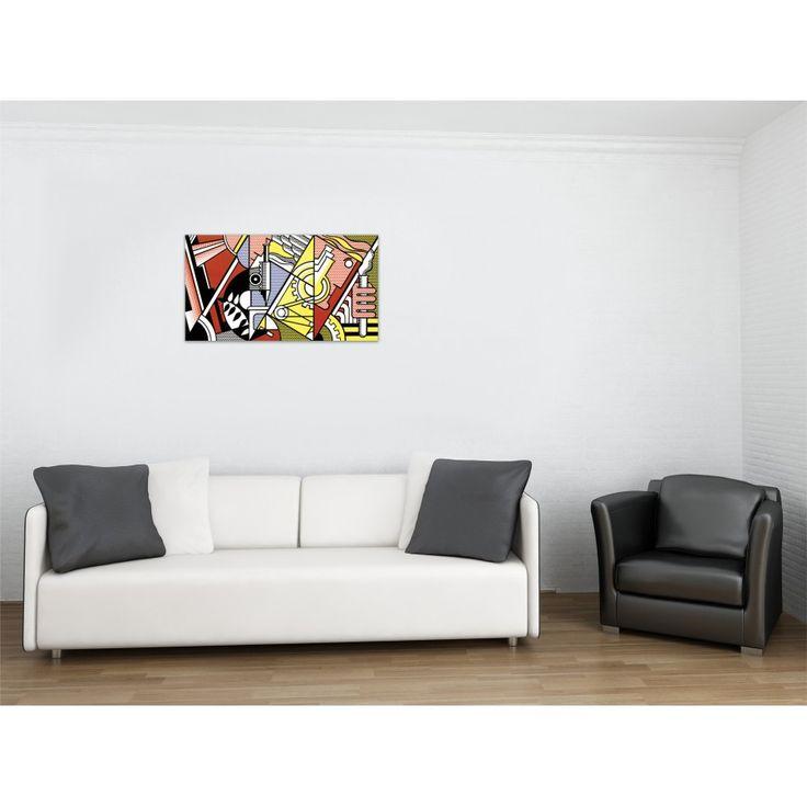 LICHTENSTEIN - Peace through chemistry I 73x40 cm #artprints #interior #design #art #print #iloveart #followart #artist #fineart #artwit  Scopri Descrizione e Prezzo http://www.artopweb.com/autori/roy-lichtenstein/EC21687
