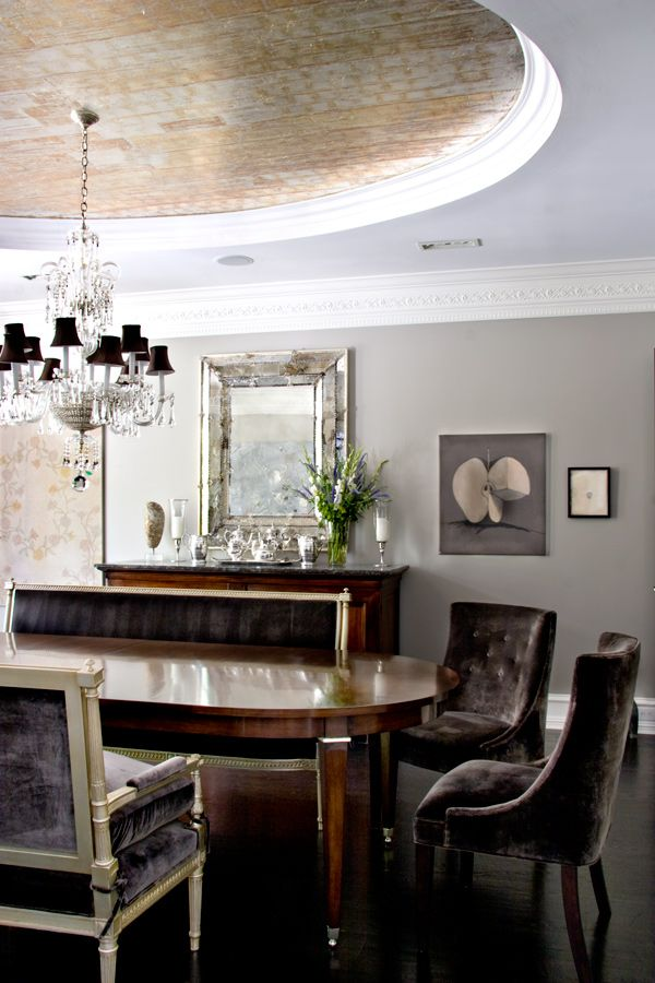 297 best Rm Dining Rooms images on Pinterest Dining rooms