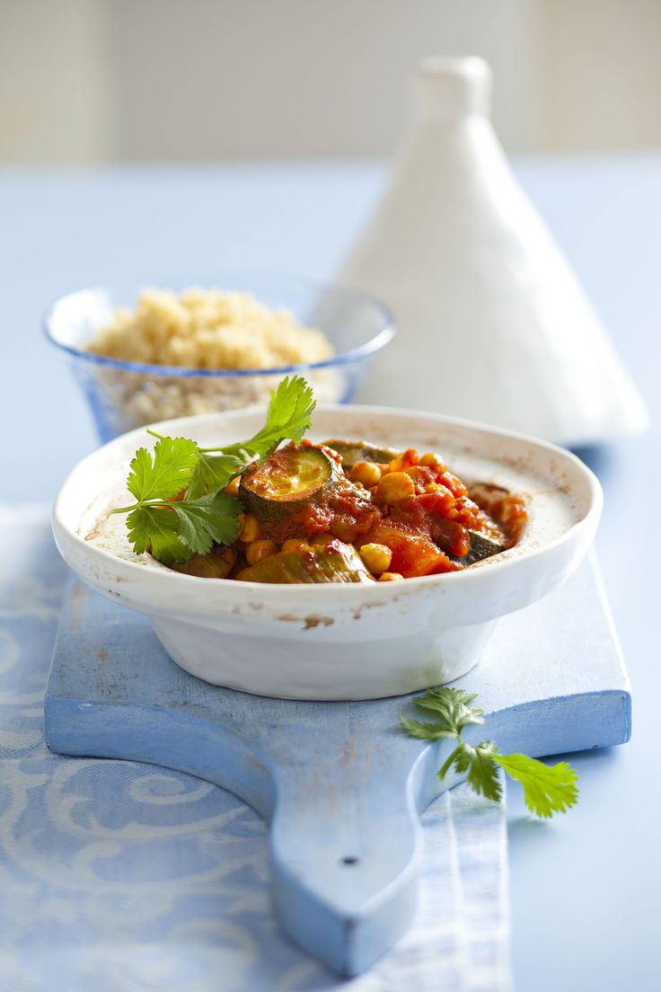 This easy to make Moroccan root tagine with couscous is the perfect option when you're on the 5:2 diet. This dish is part of our 5:2 diet meal planner and is sure to keep you fuller for longer.