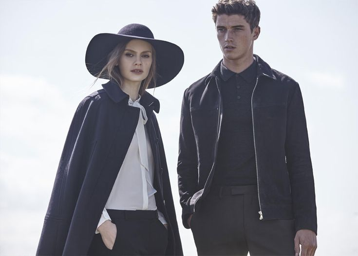 Reiss Looks Ahead to Fall with Latest Menswear