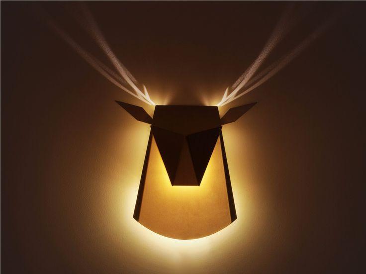 LED Indirektlicht Wandleuchte CERF by Compagnie Design Chen Bikovski