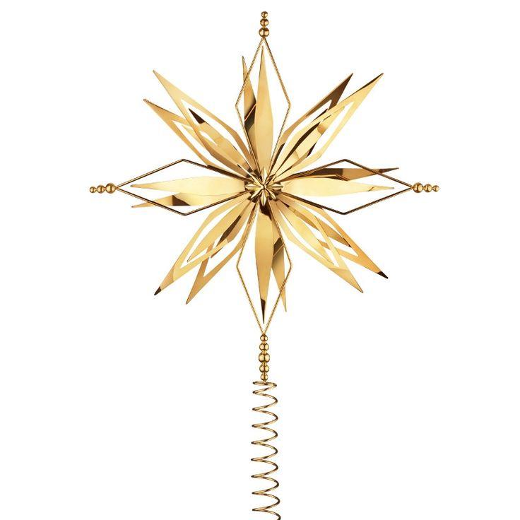 Georg Jensen Johanne Top star – Christmas tree decor ombiaiinterijeri | All things nice