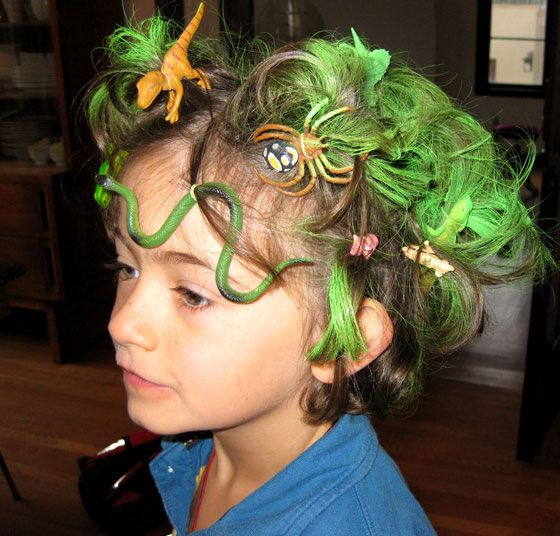 17 Best Images About Day Crazy Hair Day For School On
