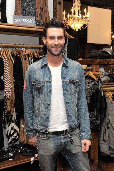 Adam Levine [Photo: Getty Images]