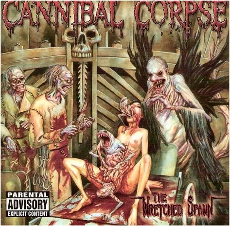 Top 20 Most Outrageous Heavy Metal Album Covers