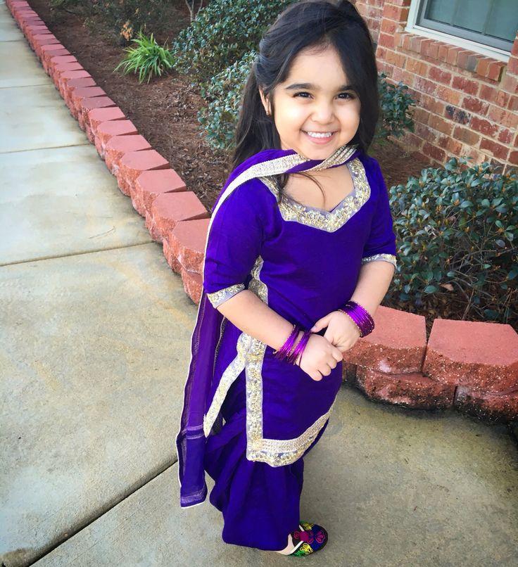 Punjabi suits for girls
