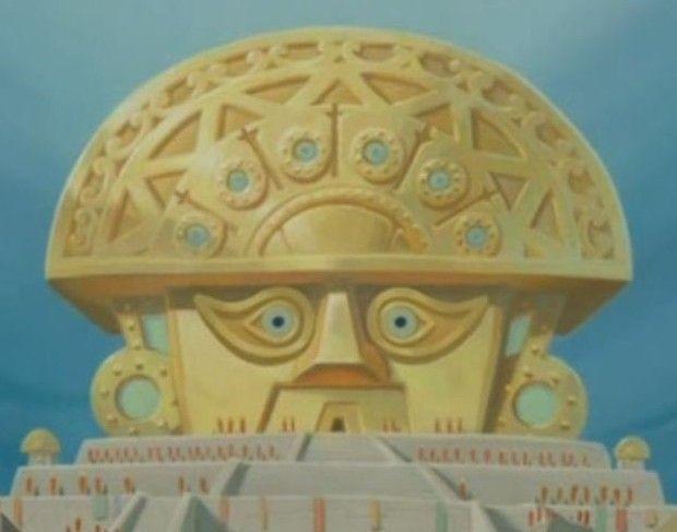 Paleis van Keizer Kuzco