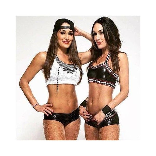 The Bella Twins ❤ liked on Polyvore featuring tops and brown top