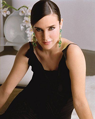 Amazon.com: Jennifer Connelly 8x10 Photo - No Image is Cropped. No white or black borders, What you see is what you get. #JC017: Posters & Prints