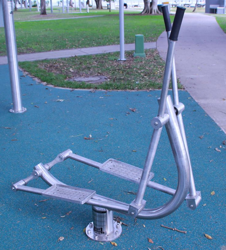 Elliptical Trainer by Play Poles