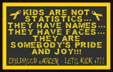 Childhood Cancer Awareness  www.facebook.com/prayersforlanegoodwin