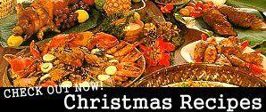 Filipino Christmas Recipes Collection