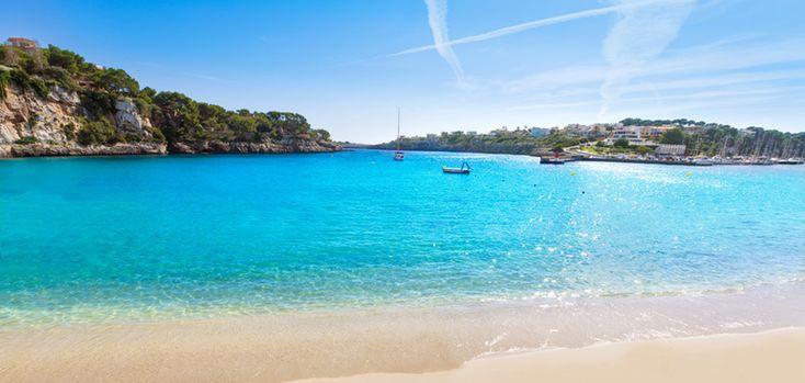Porto Cristo auf Mallorca: Der Badeort Porto Cristo befindet sich an der Ostküste Mallorcas...
