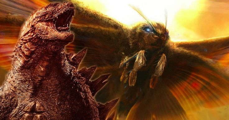 Godzilla 2 Wraps Production, New Monsters Teased -- Director Mike Dougherty confirms Godzilla 2 is a wrap while offering a very Halloween specific look at Mothra and King Ghidorah. -- http://movieweb.com/godzilla-2-wraps-production-final-set-photos/