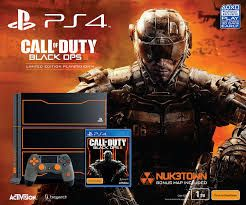 here new news new.blogspot.com: PlayStation 4 1TB Console - Call of Duty: Black Op...